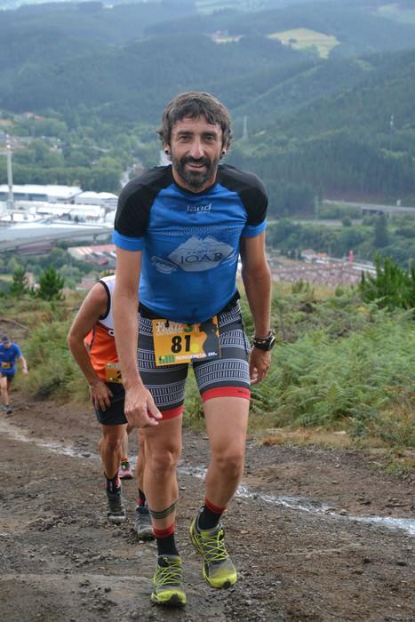 Iñaki Isasi eta Maider Urtaran izan ziren irabazleak Areta Trail probaren III. edizioan - 73