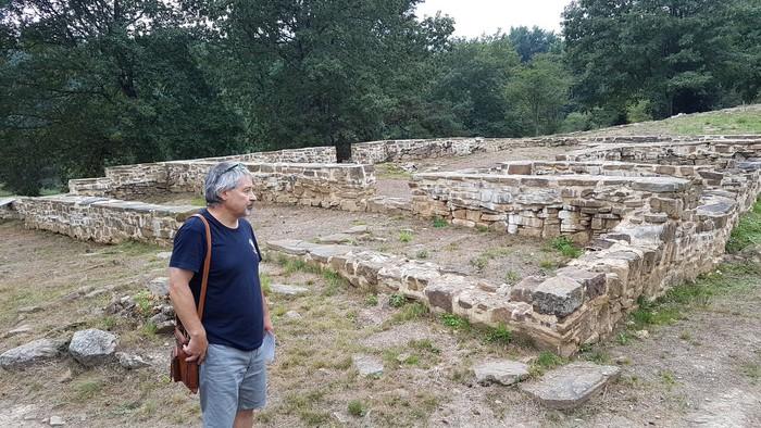 Elexazarreko aztarnategiaren erdigunea azaleratuko dute aurten