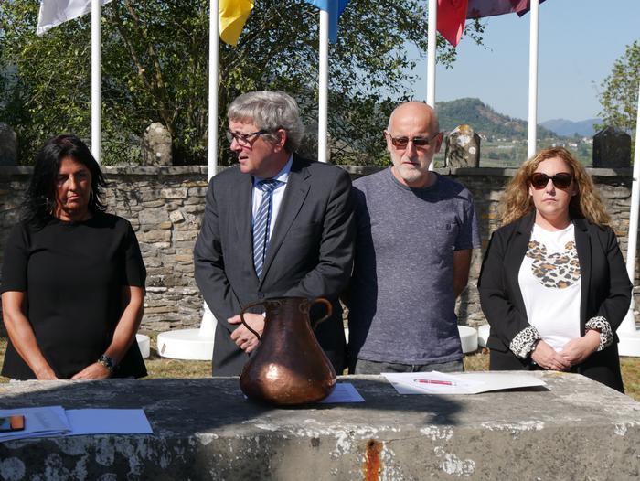 Encina Castresana hautatu dute Aiarako Kuadrillako presidente - 35