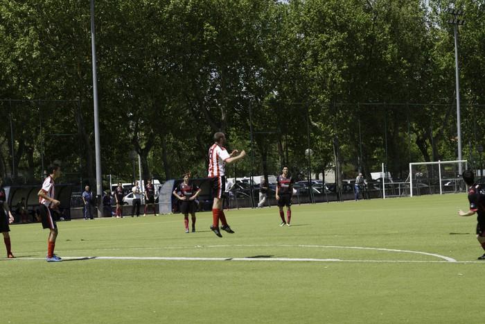 CD Laudioko gazteek lortu dute sailkapena Euskal Ligako play-offak jokatzeko - 39