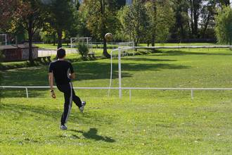 Amurrioko Udalak 12.320 euro baliatuko ditu El Refor futbol zelaiaren inguruetako mugimendu geologikoak aztertzeko