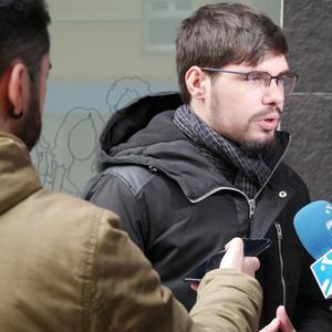 """Lander Martinez: """"Podemos bozkatzeko aukera egongo da Laudion udal hauteskundeetan"""""""