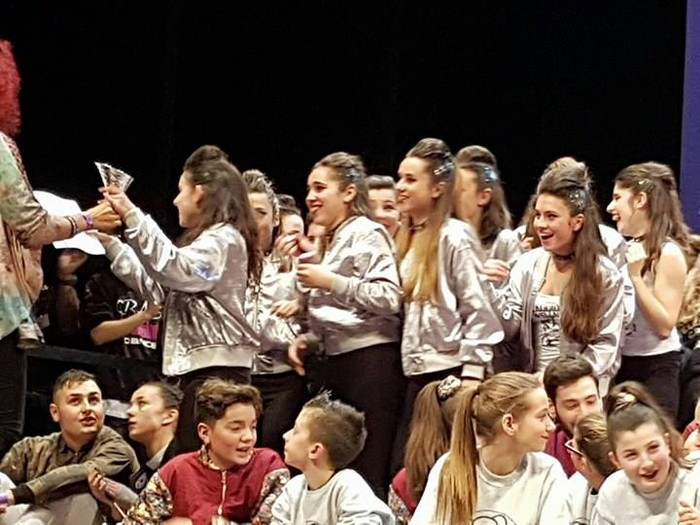 Laudio Wellness Crew kaleko dantza kluba Madrilen egon da, Burgosen irabazi ostean
