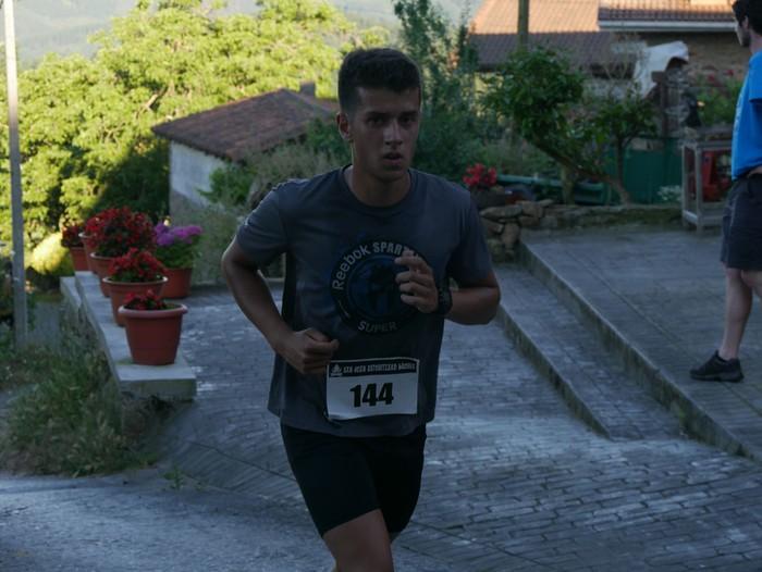 Felipe Larrazabal eta Maider Urtaran garaile San Joan Astobitzako krosean - 39