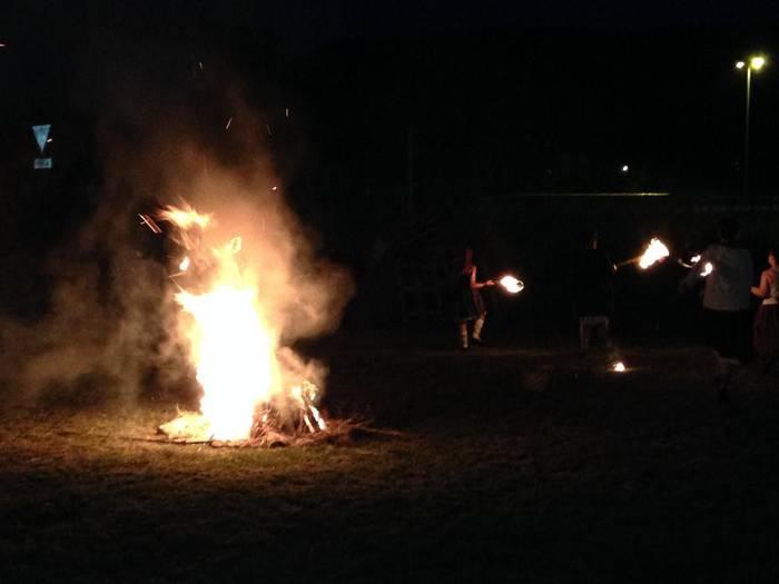 Santa Anan udako solstizioa ospatzeko bilera irekia egingo dute gaur