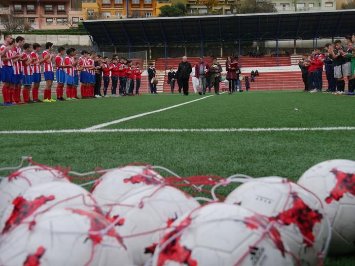 Futbol txapelketa egin dute Jon Urkijo Labururen omenez - 15