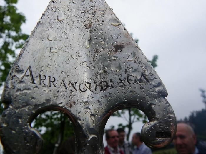 ARGAZKI BILDUMA: Mugarrien berrikuspena Santa Anan (Areta) - 3