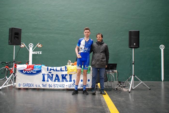 Ivan Bonillak irabazi zuen Aiarako Birako bigarren etapa - 6