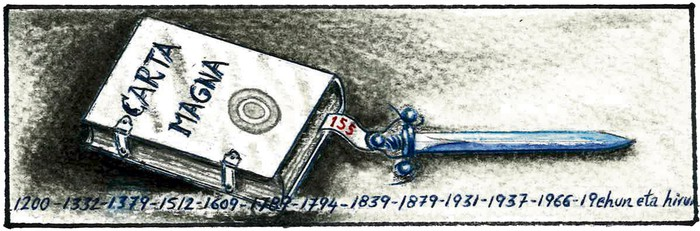 KOMIKIA: Carta Magna