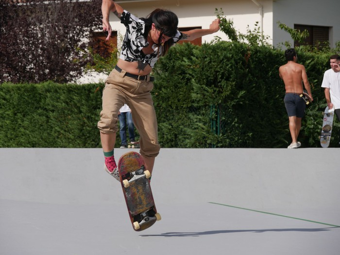 Skatearen Euskal Herriko hiriburua bilakatu da Urduña arratsalde batez - 4