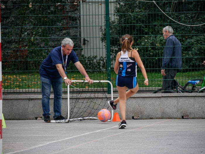 Plazetara egin du salto emakumeen kirolak - 10