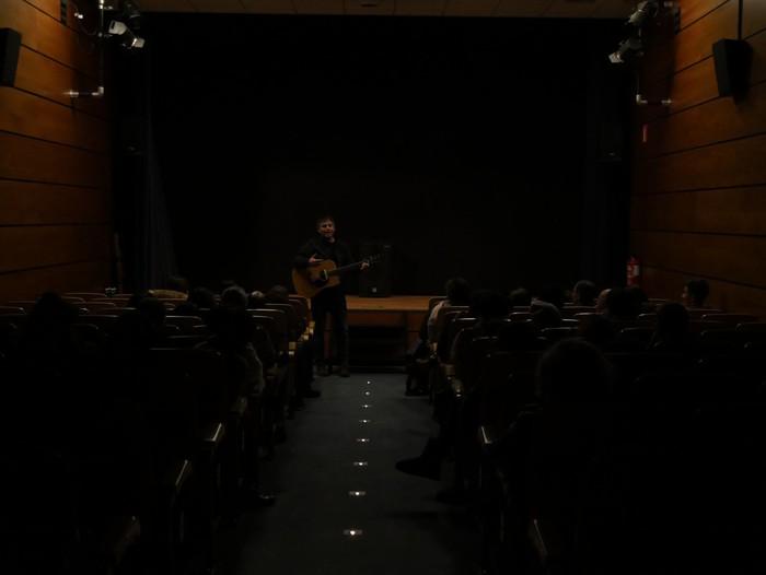 """Mikel Urdangarin eta Oier Aranzabal, sormen artistikoaren """"Margolari"""""""