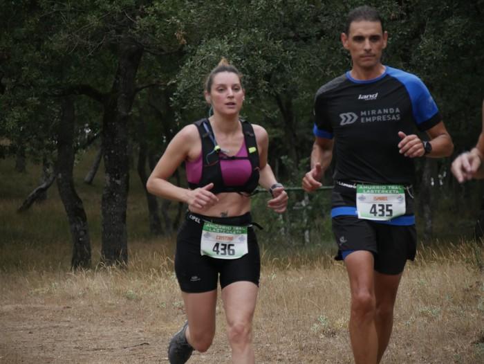 Beatriz Delgado eta Jon Vegas garaile Amurrio Trail Lasterketaren VIII. edizioan - 23