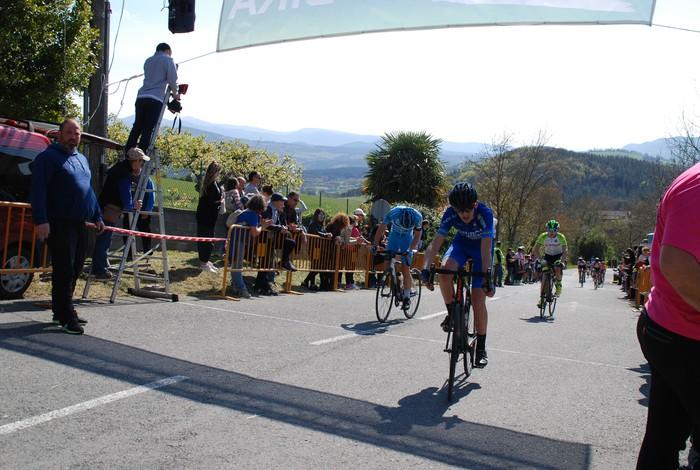 Ivan Romeok eta Olatz Caminok irabazi dute Aiara Birako aurtengo edizioa - 97