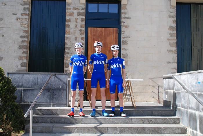 Pablo Fernandezek irabazi zuen sprintean Aiarako Birako lehen etapa - 19