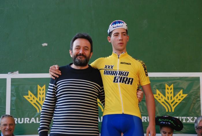 Ivan Romeok eta Olatz Caminok irabazi dute Aiara Birako aurtengo edizioa - 147