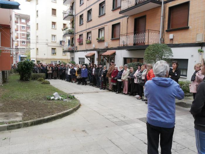 Indarkeria matxistaren aurka mobilizatu dira eskualde osoan - 84