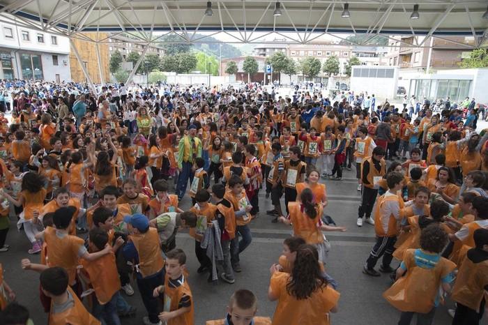 Korrika txikia Laudion 2011  - 22