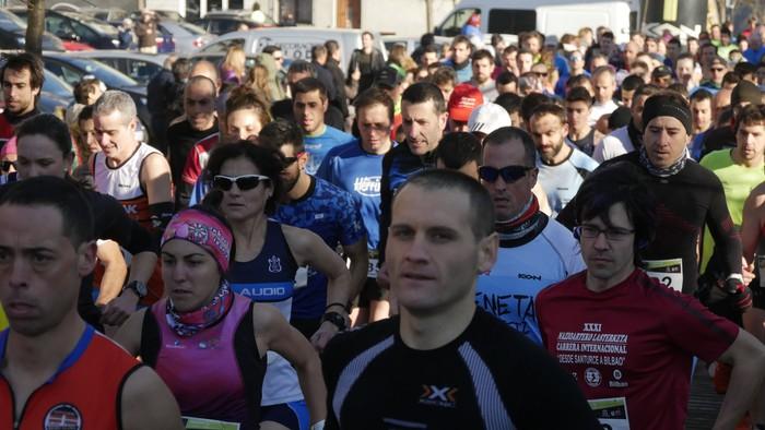 Lasterkari ugarik hartu dute parte Laudioko Herri Krosean - 40