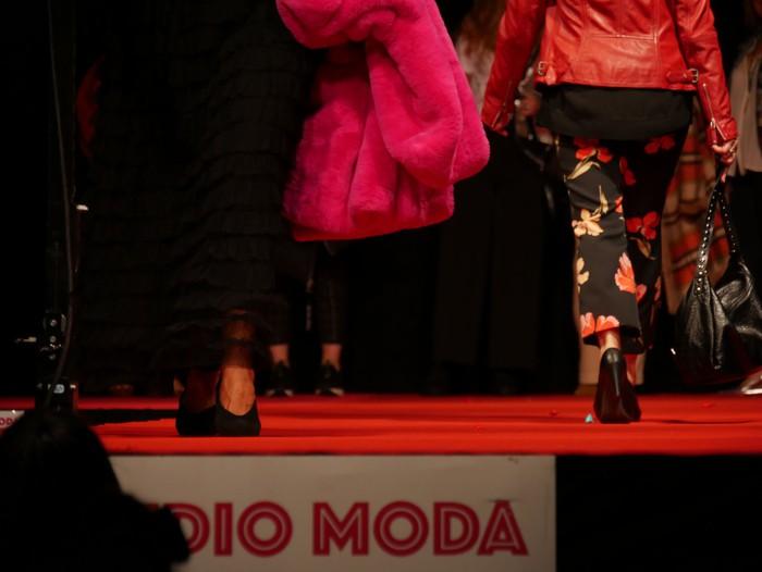 """Herritarrak """"modelo afizionatu"""", Laudio moda desfilean - 156"""