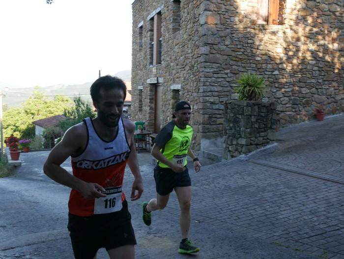 Felipe Larrazabal eta Maider Urtaran garaile San Joan Astobitzako krosean - 34