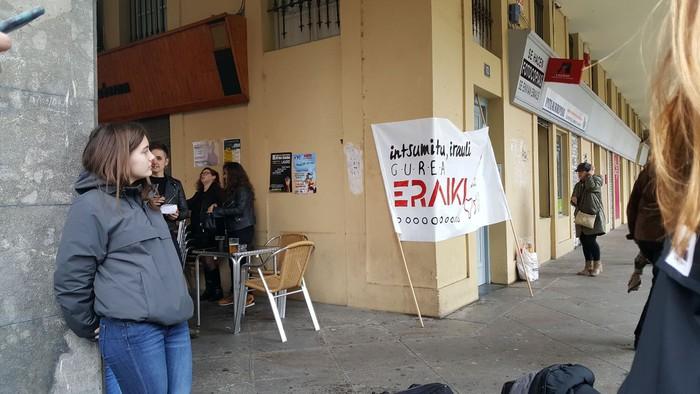 Feminismoz kargatu zituzten arkatzak Ikasle Egunean - 26