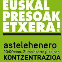 Euskal presoak Euskal Herrira