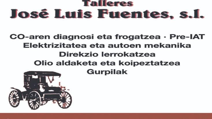 Taller Jose Luis Fuentes