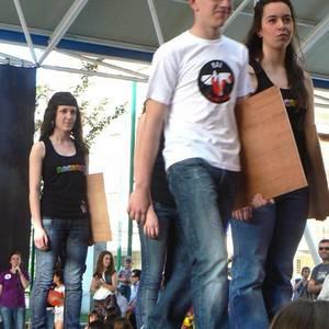 Araba Euskaraz desfilea