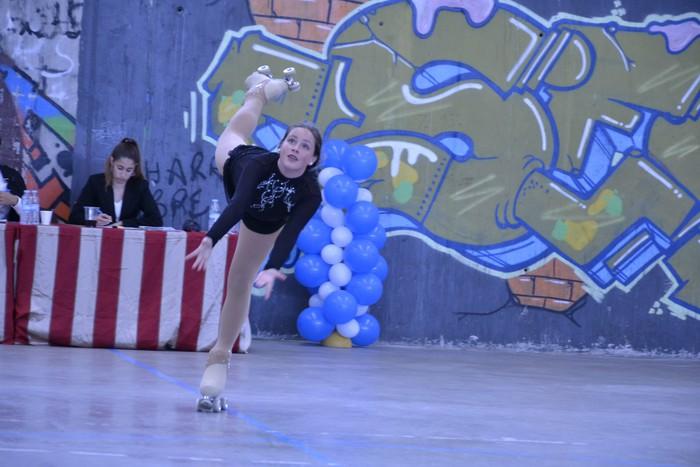 Patinen gaineko koreografien erakusleiho bihurtu da Zabaleko ikastetxea, Lautxirrinkaren eskutik - 13