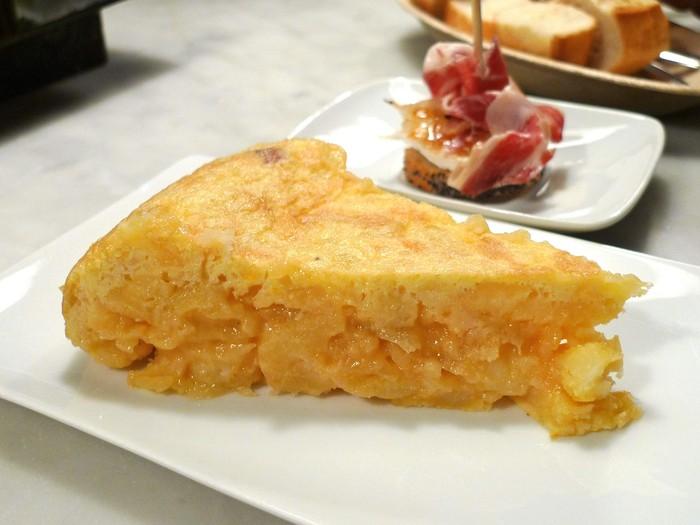 I. Patata tortilla pintxo lehiaketa hasiko da gaur