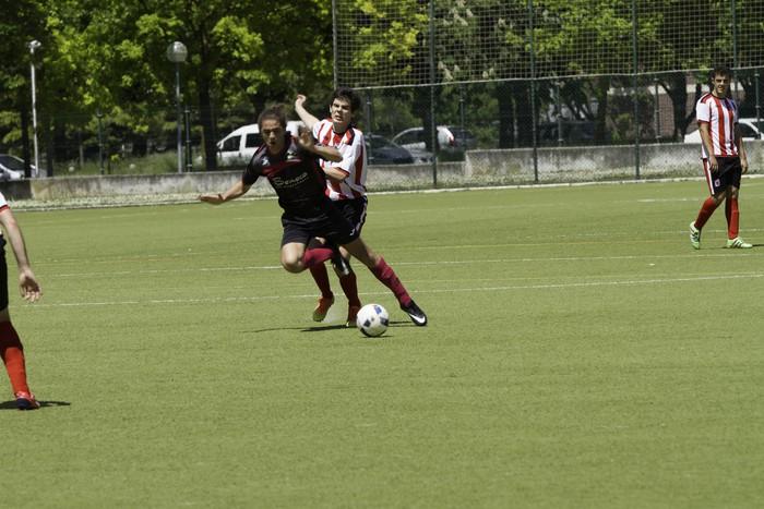 CD Laudioko gazteek lortu dute sailkapena Euskal Ligako play-offak jokatzeko - 38