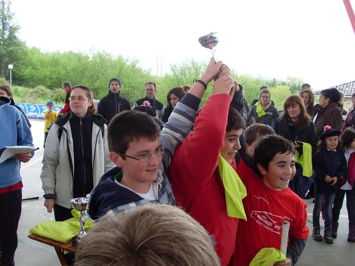 Partaidetza zabala eta giro ederra II. San Prudentzio 3x3 Hockey Txapelketan - 5