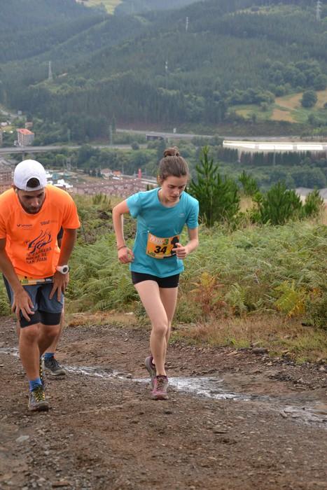 Iñaki Isasi eta Maider Urtaran izan ziren irabazleak Areta Trail probaren III. edizioan - 4