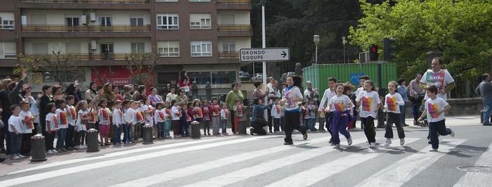 Korrika txikia Laudion 2011  - 49