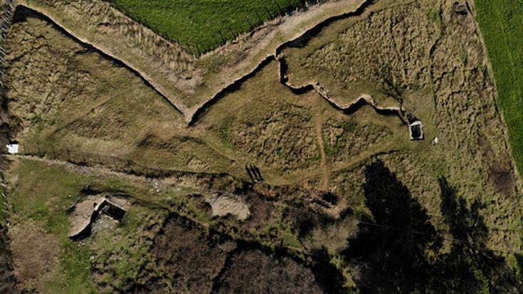 Jarduerara itzuli da Arkeologiarako Arabar Institutua, eta Amurriora irteera bat antolatu du