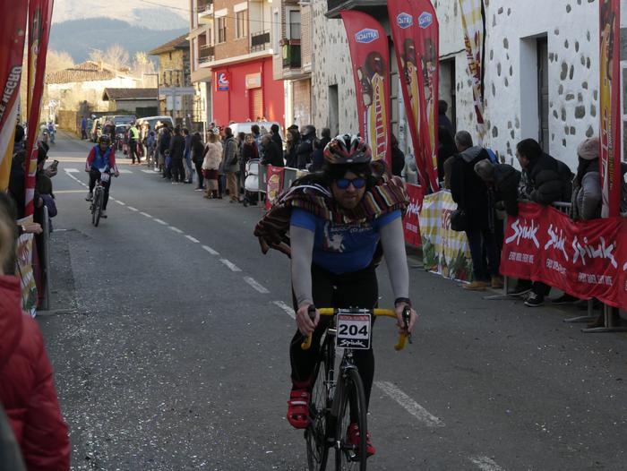 Ander Ganzabalek irabazi du San Silbestre lasterketa jendetsua - 130