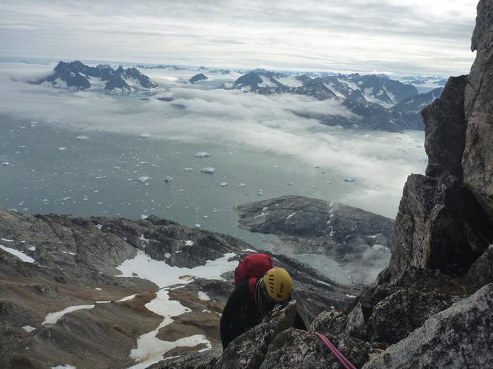 [UDARIKLIK] Groenlandian eskalatzeko icebergak ekidin behar izan ditu Zigor Egiak - 42