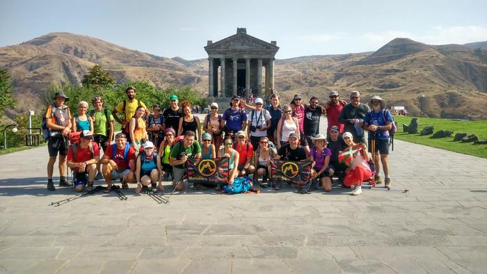 Armeniako 3.000 metroko tontorrak igo dituzte Mendiko Lagunakeko kideek - 16