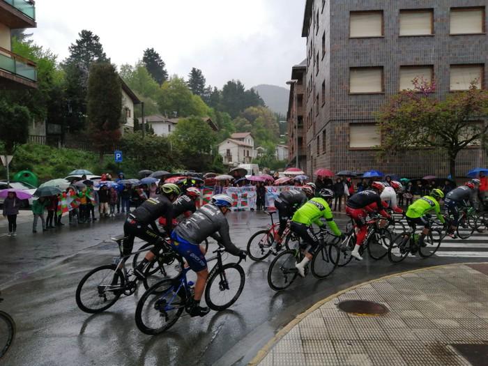 Aiaraldea zeharkatu du Euskal Herriko Itzuliak - 8