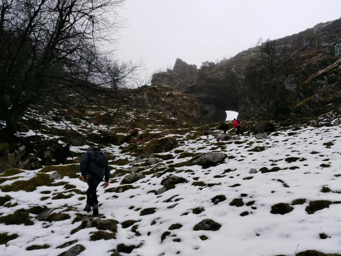 Matxinkorta Mendi Taldeak Gorbeia bisitatu zuen asteburuan - 17