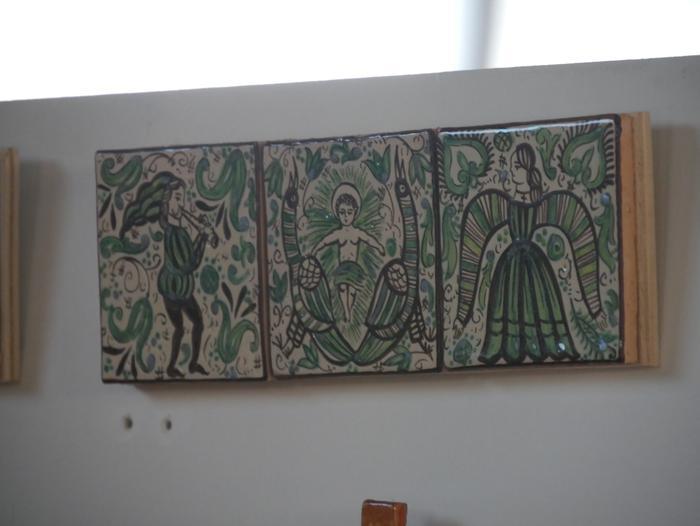 ONCE erakundearen omenezko lana jarri dute Santxotena Museoko Munduko Belenen Erakusketan - 49