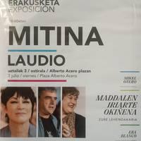 EH Bildurek ekitaldia: Maddalen Iriarte, Mikel Otero eta Eba Blanco