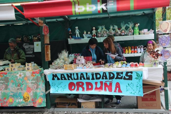 V. Azoka agroekologikoa ospatu dute Urduñan, tokiko ekoizleekin - 18