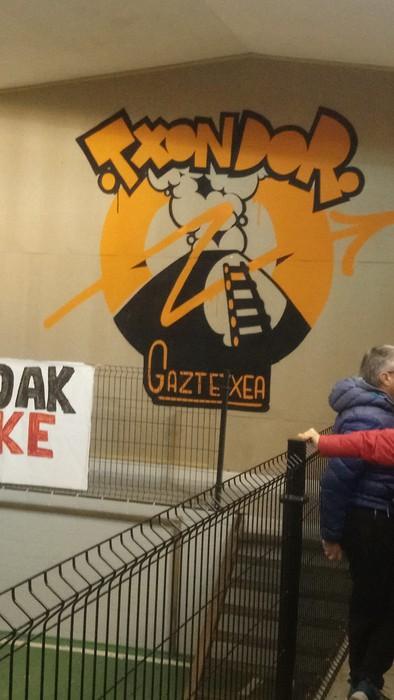Txondorra egin zuten asteburuan Arrankudiagako Gaztetxean - 9