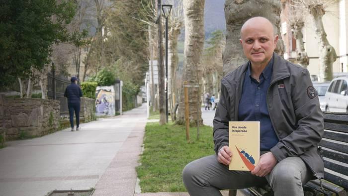 Jose Manuel Toscanoren liburuaren zozketa