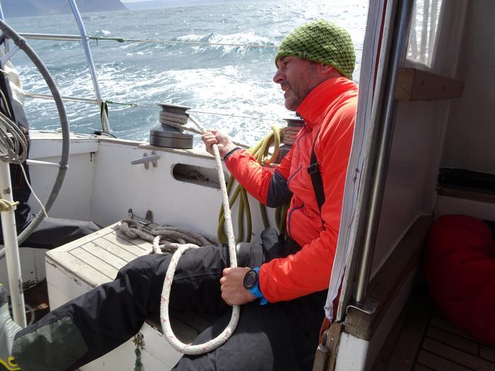 [UDARIKLIK] Groenlandian eskalatzeko icebergak ekidin behar izan ditu Zigor Egiak - 17