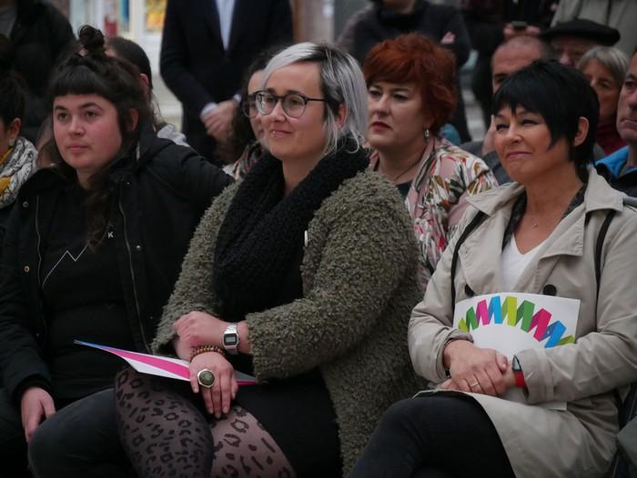 Eskuin indarra gainditzeko eta euskal gizartea defendatzeko aukerak nabarmendu ditu EH Bilduk - 5