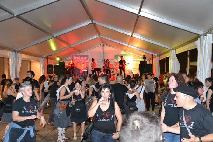 Untzueta dantza taldeak 35. urteurrena ospatu zuen atzo - 97