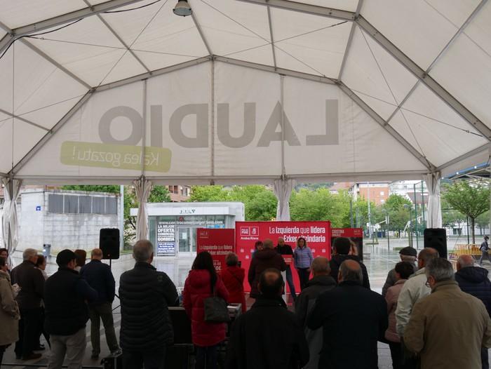 """PSE-EE: """"Sozialisten aldetik soilik etorri daiteke aldaketa"""" - 5"""